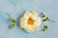Egg i sky