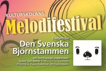 Välkommen till Kulturskolans Melodifestival