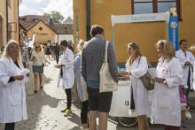 Tobiasregistret och Barncancerfonden topsar för livet i Almedalen