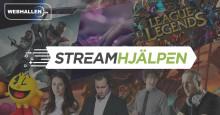 Webhallens Streamhjälpen startar idag, 11:e december!