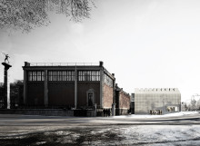Forsen projektleder när Stockholms stad bygger ut Liljevalchs konsthall