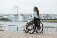 Yamaha's Electric and Electrically Power-Assisted Wheelchairs Yamaha Motor Monthly Newsletter(Nov.15, 2017 No.59)