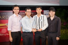 BagoSphere won 3rd place at Start-up@Singapore's Social Enterprise/CO-OP (Open) Category