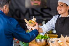 Naturbordet gör comeback på Matfestivalen i Skövde