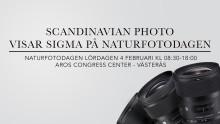 Träffa Scandinavian Photo på Naturfotodagen i Västerås 4/2
