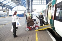 GTR on track with projects to deliver more accessible railway