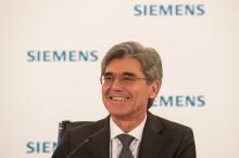 Siemens øker ordreinngang med 16 prosent