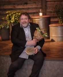 Torsten Jansson, grundare av New Wave Group, korad till Årets Grundare Väst 2017