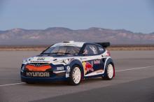Hyundai satser på rallycross