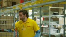 DHL Supply Chain gör smarta glasögon till ny standard inom logistik