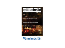 Mäklarinsikt Värmland 2013:4