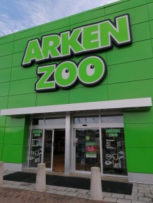 Arken Zoo öppnar i Hässleholm