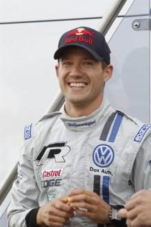 Volkswagen-föraren Ogier tog klasseger i finska VM-rallyt