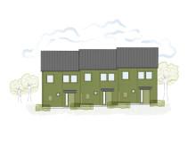 OBOS utvecklar bostäder på nytt markområde i Falun