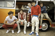 One Direction intar förstaplatsen på svenska albumlistan