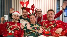 Julekanalen P7 Klem, Julenissens favorittkanal, er nå tilbake på lufta for tolvte år på rad!