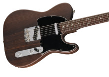 FENDER® HONORS LEGACY OF MUSIC ICON WITH LIMITED EDITION  GEORGE HARRISON ROSEWOOD TELECASTER®