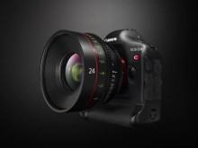 Canon utökar Cinema EOS System med EOS 1D C – en ny digital systemkamera med 4k videoinspelning