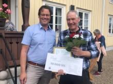 Årets eldsjäl på landsbygden 2019 är Roy Johansson i Mörrum