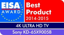 Sony obtient six distinctions lors des EISA Awards 2014