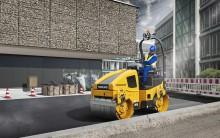 Nya tandemvälten Volvo DD25B levererar branschledande produktivitet och prestanda