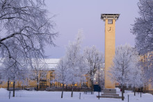 Terminsstart vid Högskolan i Skövde