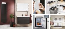 Macro Design lanserer nå baderomsmøbler i en helt ny varmgrå farge