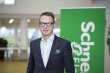 Schneider Electric Sverige får ny VD