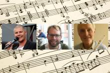 Blandad musik i kyrkorna i sommar