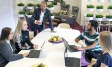 Hela ThorenGruppen samlas för att bidra till Musikhjälpen i Umeå 2017