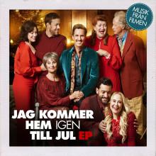 """Peter Jöback släpper musiken från filmen """"Jag kommer hem igen till jul"""""""