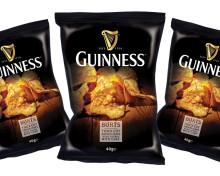 Gray's lanserar Guinness Chips - Premiumsmaker för kräsna snacksälskare!