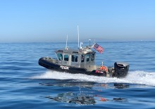 West Coast engine distributor reports high levels of interest following demonstrations of Cox Powertrain's 300hp diesel outboard