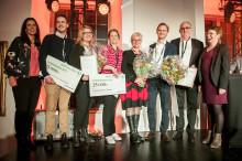 Hållbara vinnare premierade