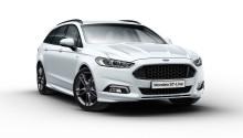 Ford laajentaa urheilullista ST-Line -mallistoa uusilla Mondeo ST-Line -malleilla