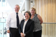 Chief Social Worker for England visits Number One Riverside