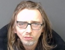 Gosport man sentenced to more than three years in prison for attempted robbery and possession of a lock knife in a public place.