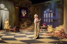 Lydia Bunk tar sig an Ingmar Bergmans Höstsonaten – premiär 28 oktober