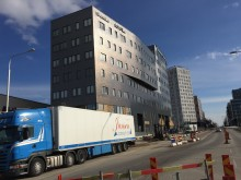 Boozt och Zumtobel flyttar in i Briggens nya fastighet i Hyllie