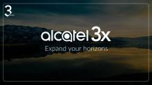 Tuotekortti Alcatel 3X