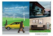 Almedalen 2012: Från vision till verklighet – BlåGul Kemi gör Sverige grönt!