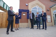 ​Kenilworth station officially opened