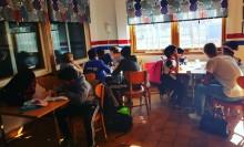 Avesta AIK erbjuder läxhjälp och spontanfotbollskvällar med stöd av Södra Dalarnas Sparbank
