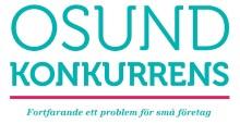 Ny rapport: Osund konkurrens - Fortfarande ett problem för små företag