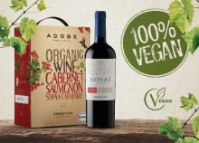 Fira internationella vegandagen med Emiliana Organic Vineyards
