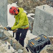 DEWALT® New FLEXVOLT™ 60V MAX* Dust Extractor, Coming Soon