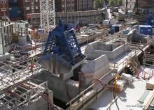 Storstadslänen dominerar marknaden för byggmaterial