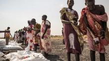 Röda Korset lanserar massiv hjälpinsats för att stoppa hungern