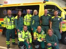 Supermodern ambulanssjukvård visas upp i Nordstan lördag 3 oktober