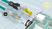 10 Gigabit Ethernet: Fremtidssikker med stik efter CAT6A standarden